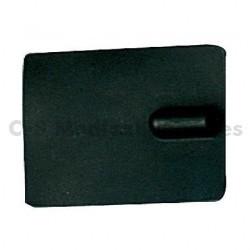 elettrodo al silicone femmina 4mm